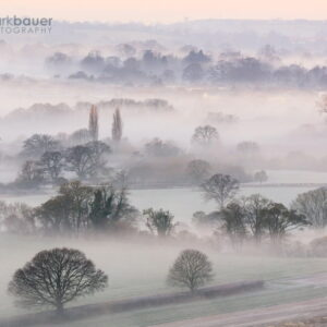 Mark Bauer Photography | ND019 Misty Morning, Stour Valley
