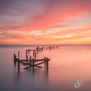 Mark Bauer Photography | PK202 Sunrise, Swanage Old Pier