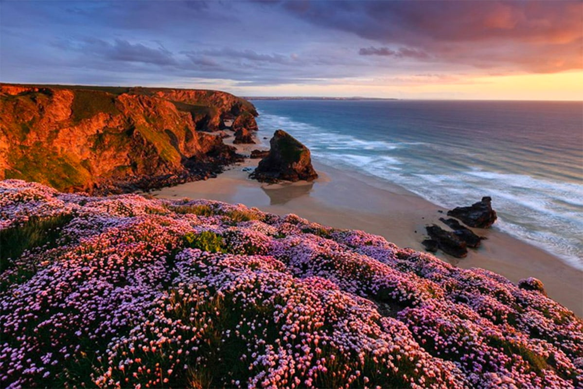 Mark Bauer Photography | Bedruthan Steps, Cornwall