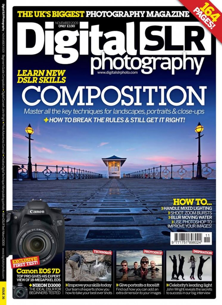 Digital SLR Photography magazine
