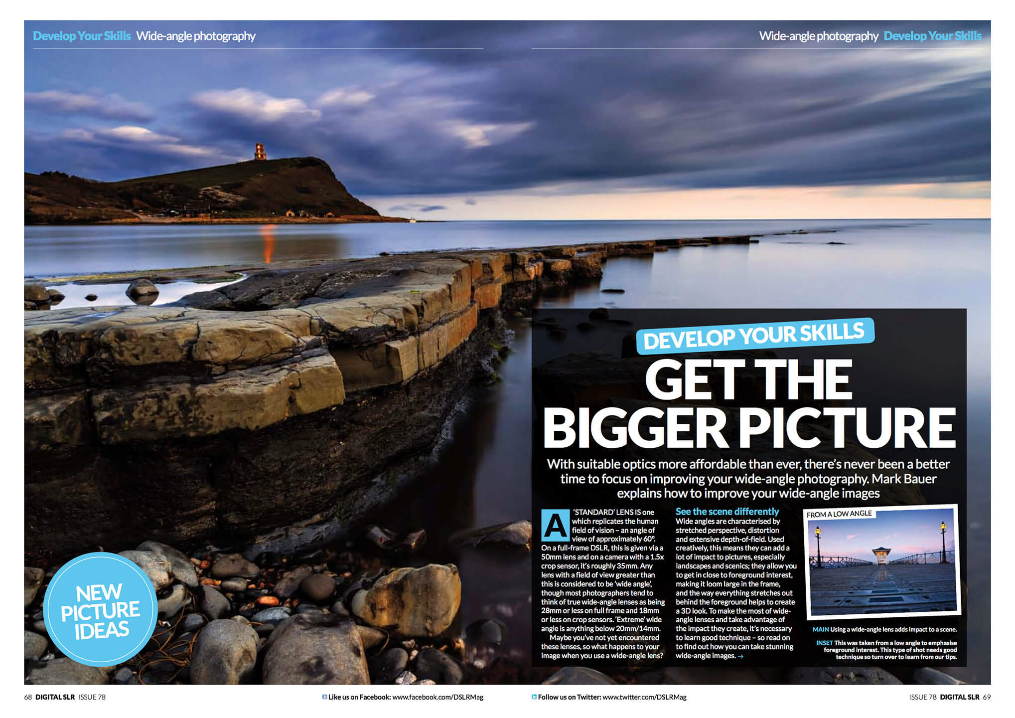 Digital SLR magazine