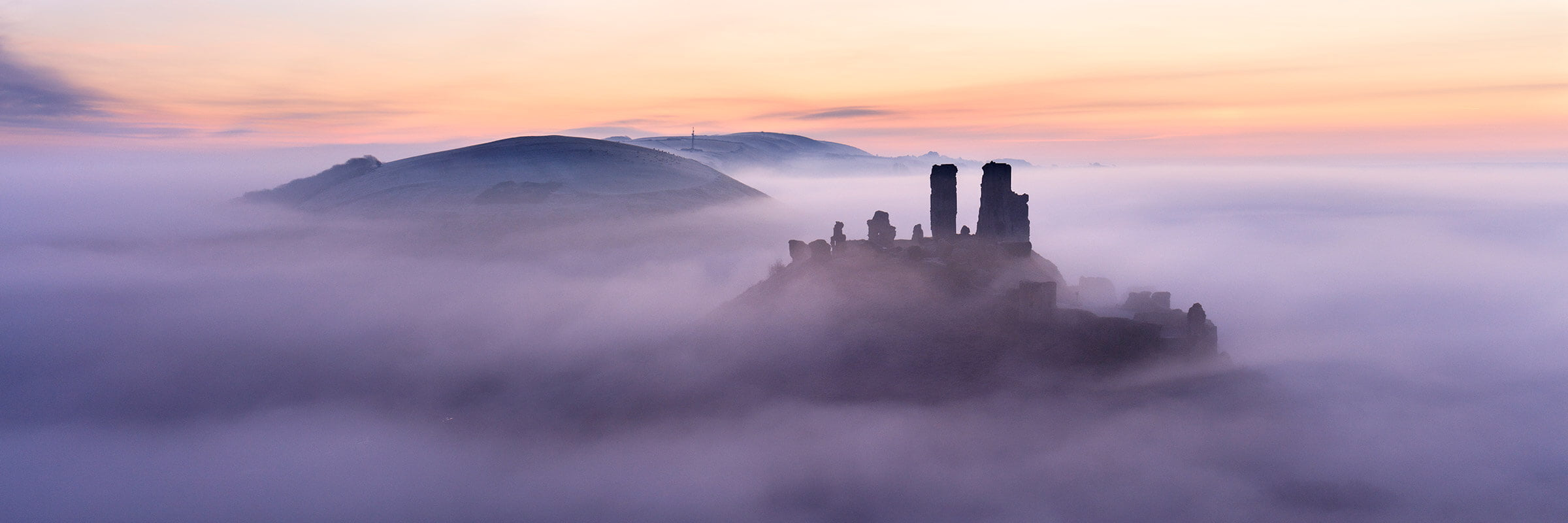 Mark Bauer Photography | Corfe Castle