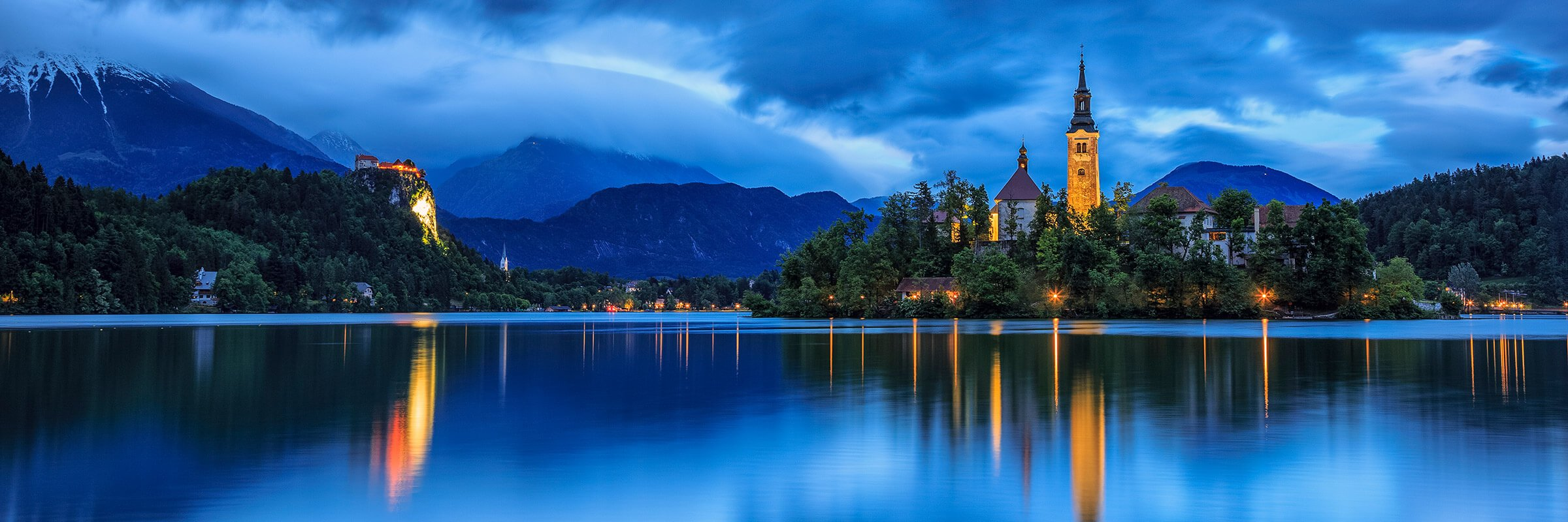Mark Bauer Photography | Lake Bled