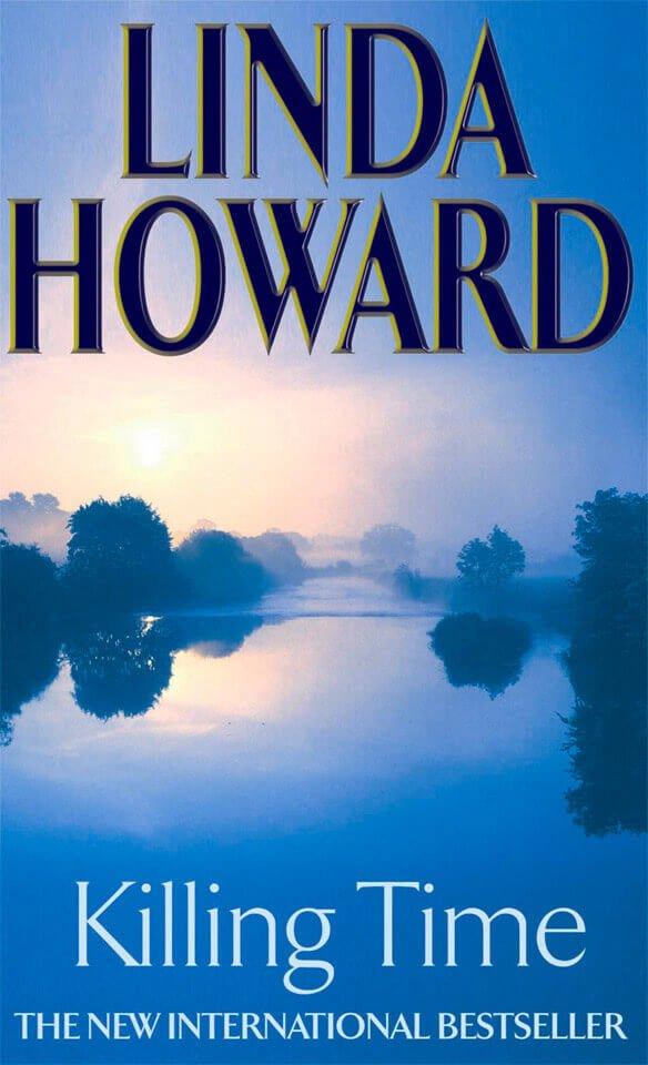 Linda Howard 'Killing Time' book cover