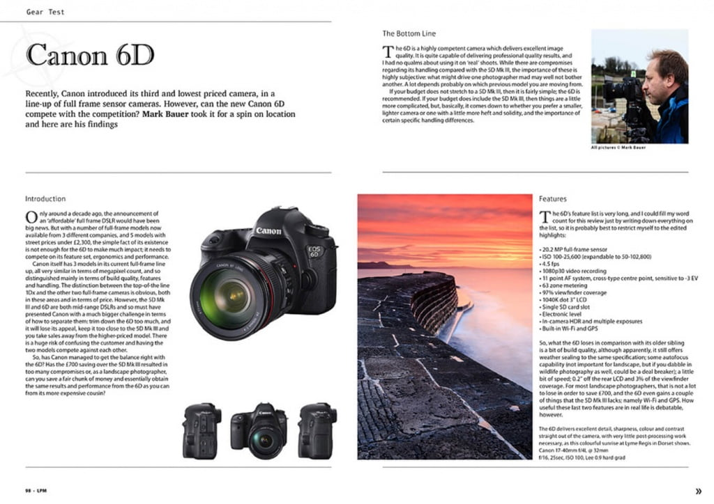 Landscape Photography Magazine
