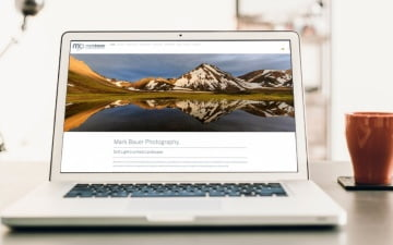 Mark Bauer Photography new website