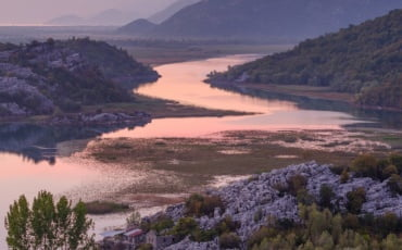 Mark Bauer Photography | Dawn Colours, Karuc, Montenegro