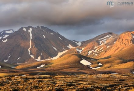 Mark Bauer Photography |Morning light, Landmannalaugar, Iceland