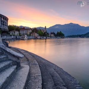 Mark Bauer Photography | First Light, Tremezzo, Lake Como