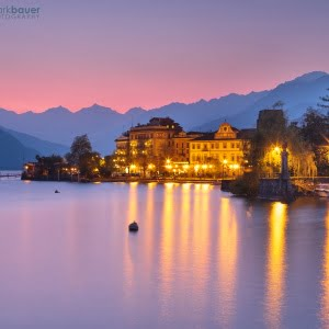 Mark Bauer Photography | Twilight, Verbania, Lake Maggiore