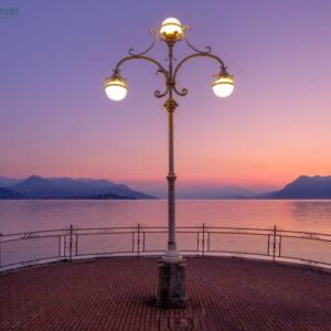 Mark Bauer Photography | First Light, Stresa, Lake Maggiore