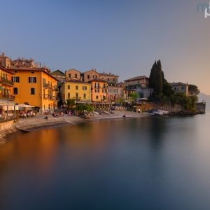 Mark Bauer Photography | Evening light, Varenna, Lake Como