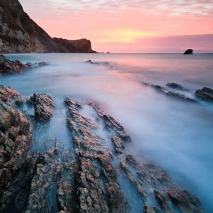 Mark Bauer Photography | Winter sunrise, Man o' War Bay