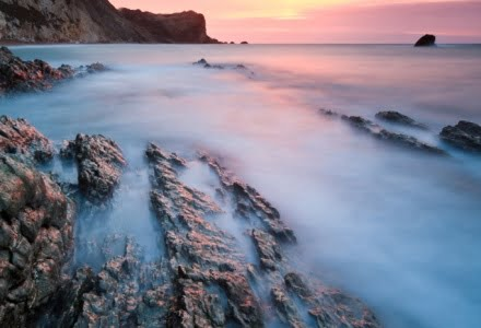 Mark Bauer Photography | Winter sunrise, Man o' War Bay