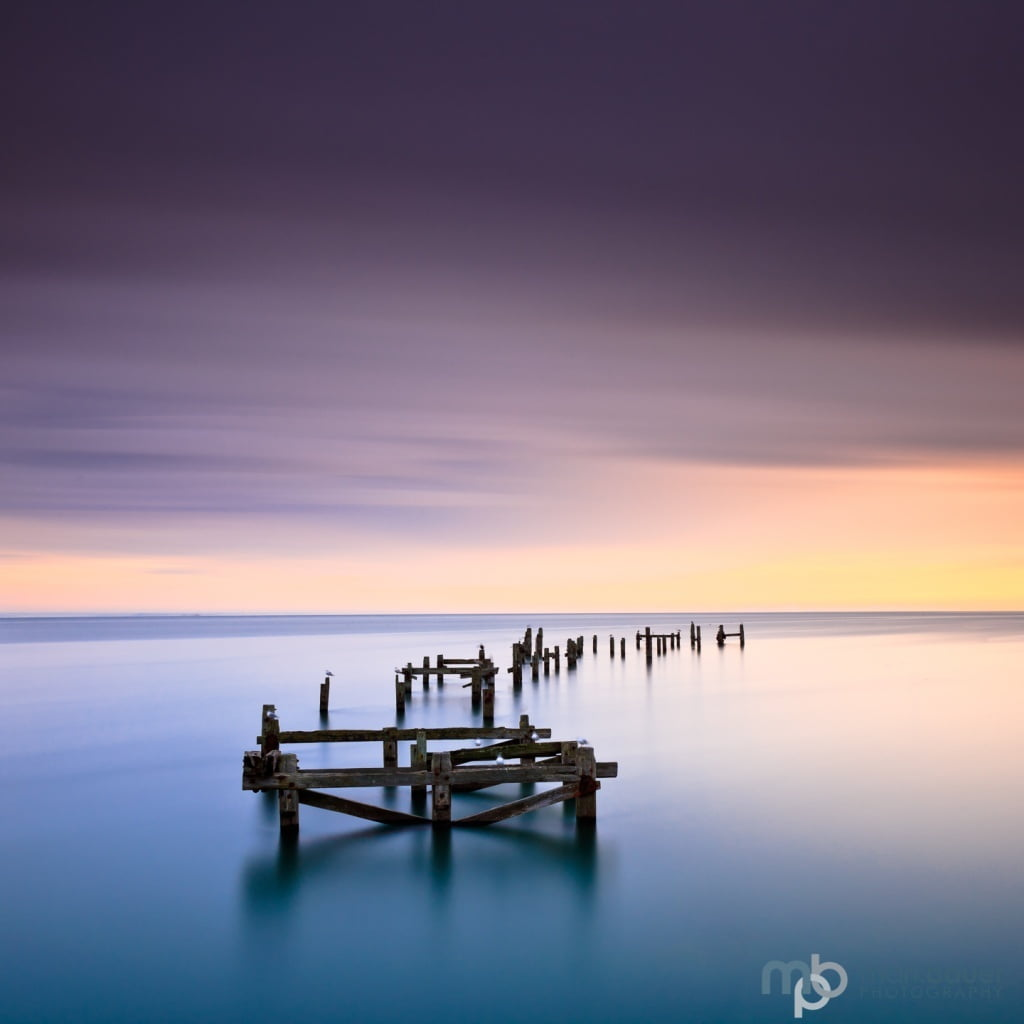 Mark Bauer Photography | Dawn, Swanage Old Pier