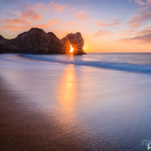Mark Bauer Photography | Winter Solstice, Durdle Door