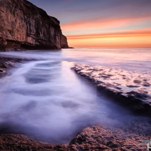 Mark Bauer Photography | First Light, Dancing Ledge