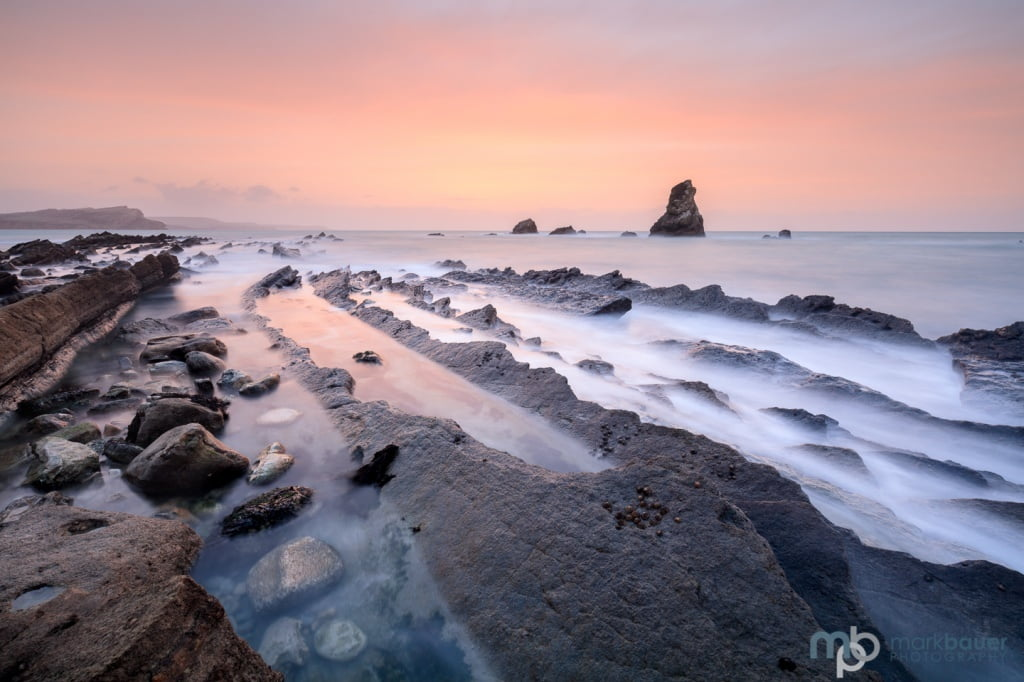 Mark Bauer Photography | Winter sunrise, Mupe Bay #3