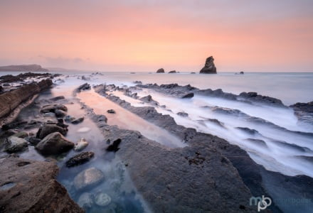 Mark Bauer Photography | Winter sunrise, Mupe Bay #3