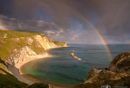 Mark Bauer Photography | Rainbow, Man O' War Bay