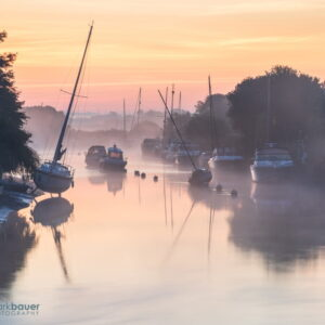 Mark Bauer Photography | Reflections, River Frome, Wareham