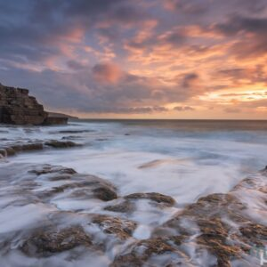 Mark Bauer Photography | Stormy Sunrise, Winspit