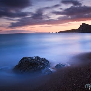 Mark Bauer Photography | Dusk, Worbarrow Bay