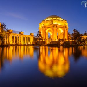 Mark Bauer Photography | Palace of Fine Arts, San Francisco