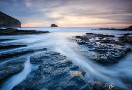Mark Bauer Photography | End of the day, Trebarwith Strand