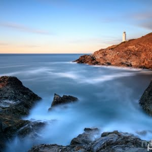 Mark Bauer Photography | Evening Light, Trevose Head, Cornwall