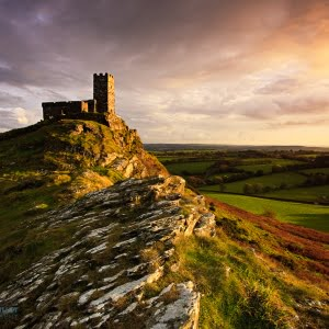 Mark Bauer Photography | Autumn light, Brentor