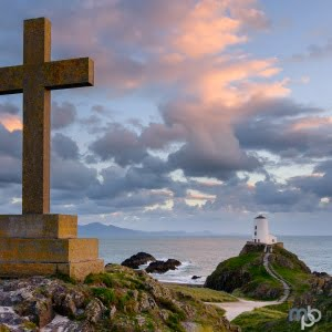 Mark Bauer Photography | Sunset, LLandwyn Island, Anglesey