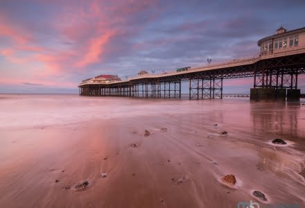 Mark Bauer Photography | Winter Sunset, Cromer Pier, Norfolk