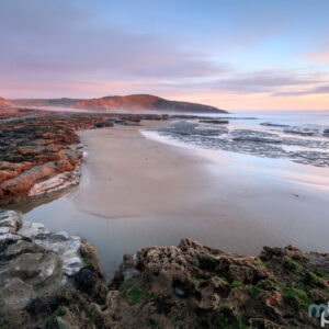 Mark Bauer Photography | Evening light, Southerndown, Glamorgan, Wales
