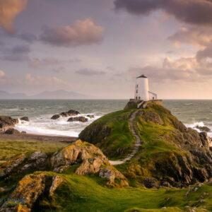 Mark Bauer Photography | Evening light, Llanddwyn Island, Anglesey